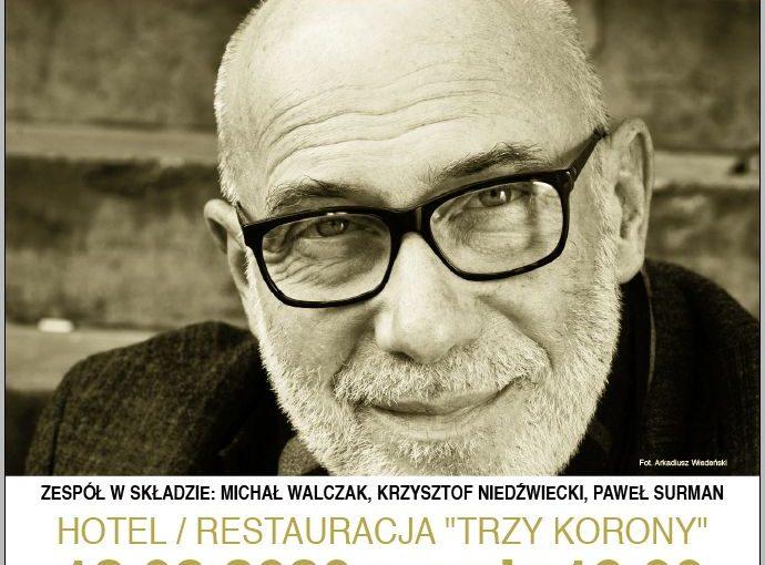 """Koncert Piotr Machalica """"Mój ulubiony Młynarski"""""""