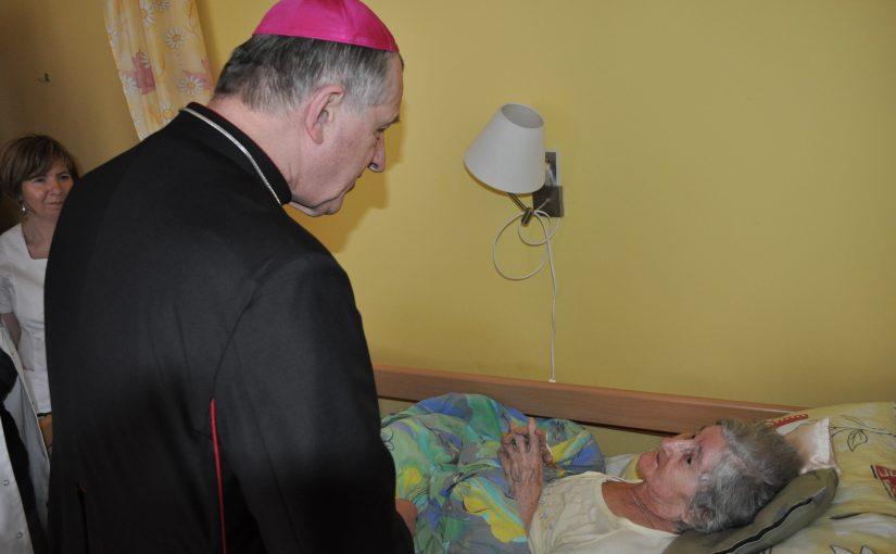Wizyta duszpasterska biskupa