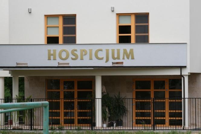 Budynek Hospicjum