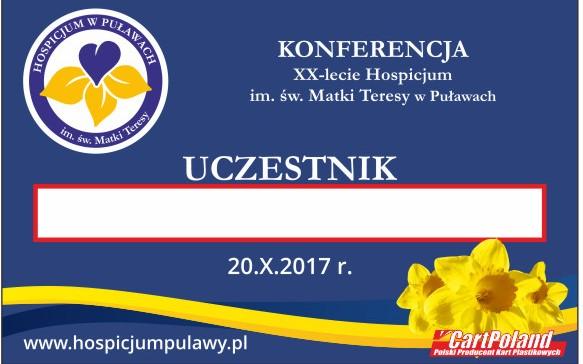 20 – lecie Hospicjum w Puławach